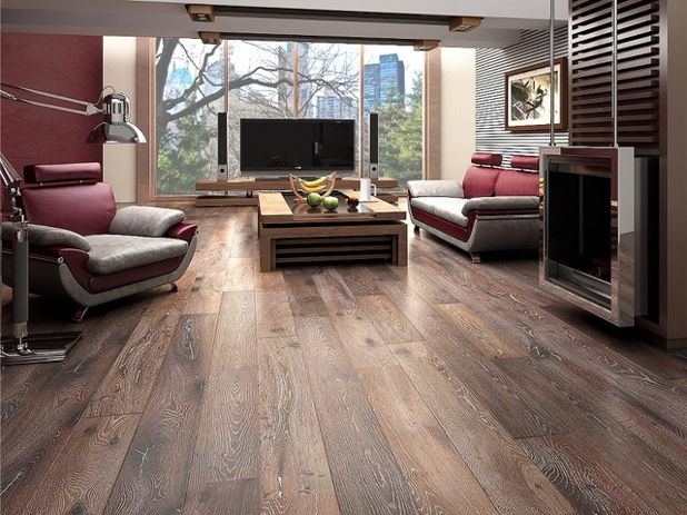 The various advantages of engineered hardwood floor