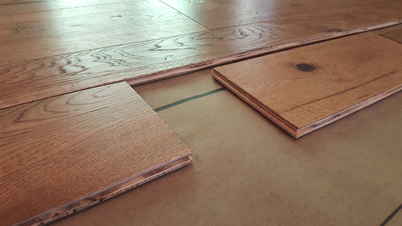 engineered hardwood floor how to install engineered hardwood flooring AZNAMHS