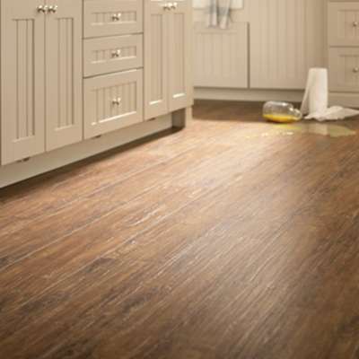Floating laminate floor authentic texture RBUXWUN