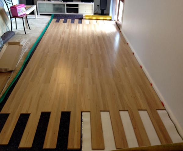 Floating laminate floor wonderful laminate floor padding foam vs felt laminate floating floor  underlay doityourself KOUXEAZ