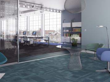 floor carpet for office carpet tiles mix 963-969 PFISHDB