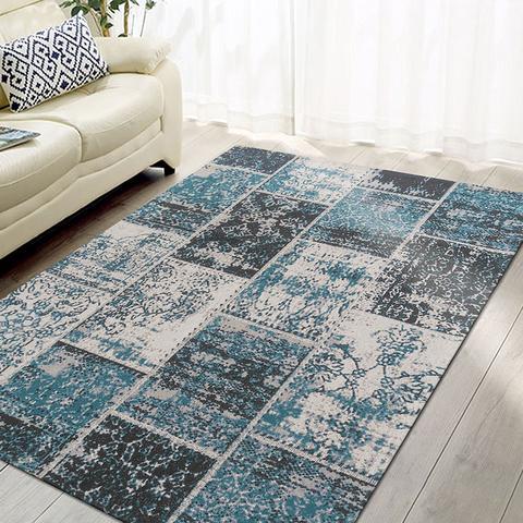 Floor rug brighton patchwork 8u0027 x 10u0027 indoor ... EURWUHS