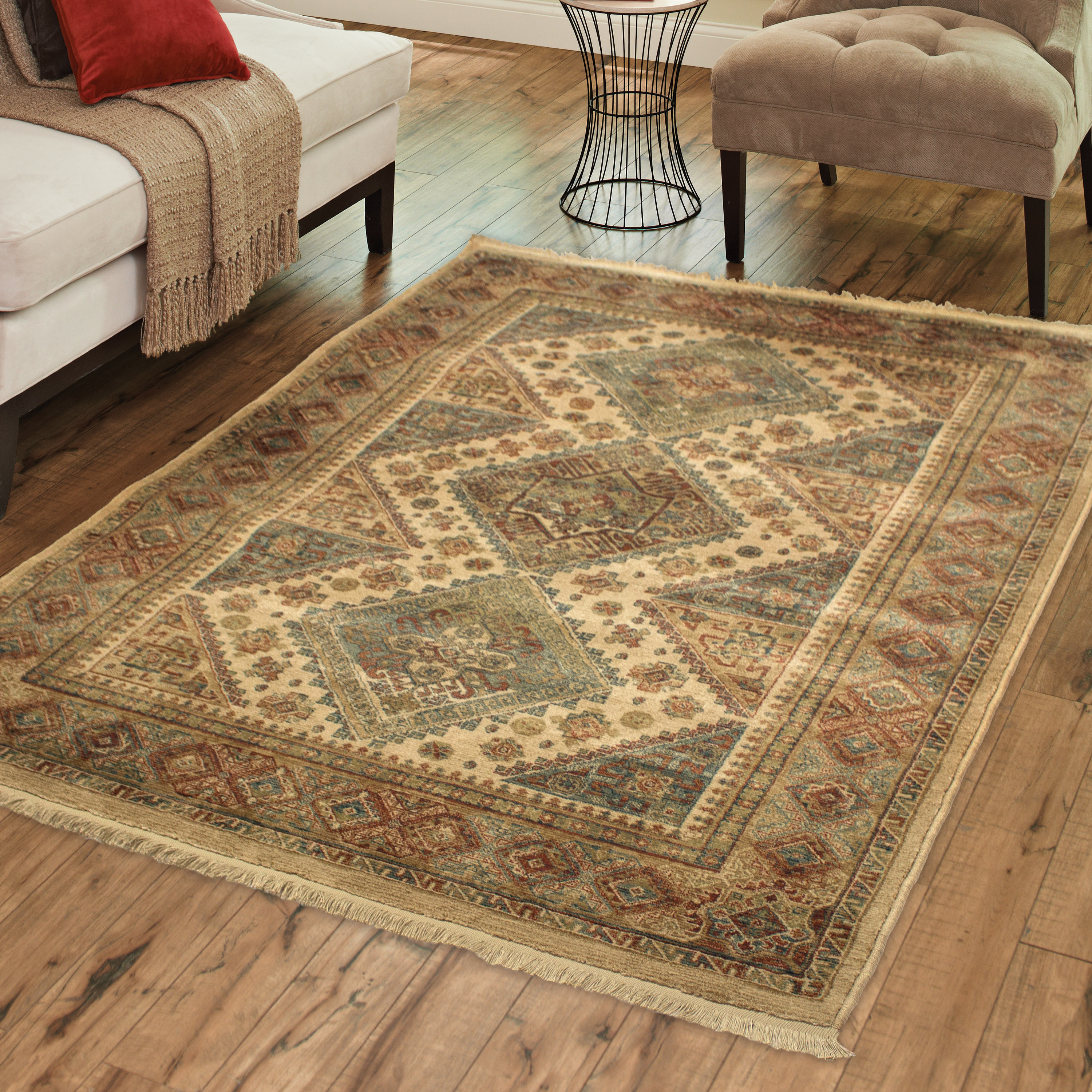 Floor rug and their designs and uses