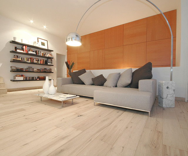 flooring materials for living room wide-plank wood floors in living rooms contemporary-living-room ZLYNCRO