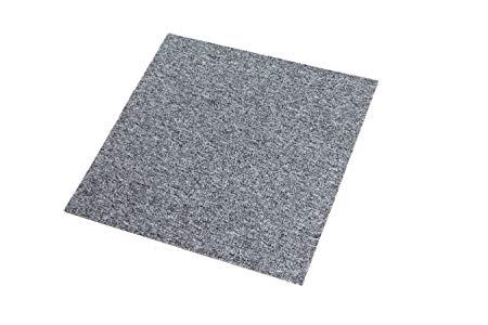 grey carpet tiles heavy duty home shop office 5 sqm (21113) ORYWZRG