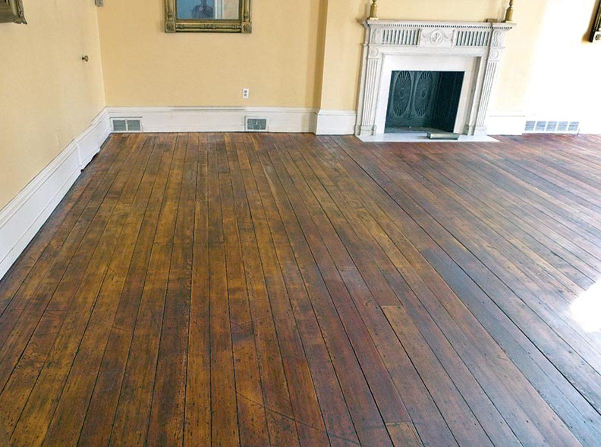 Hand scraped hardwood flooring hand-scraped wood floor PPDRBYF
