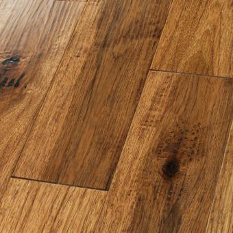 Hand scraped hardwood flooring hickory turmeric. premium amish hand scraped hickory saddle ONSLJJI
