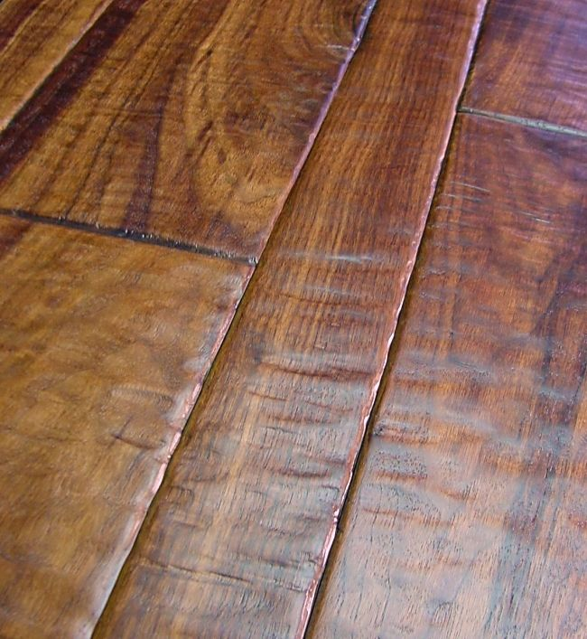 Hand scraped hardwood flooring this is actually a hand scraped walnut wood floor by pennington floors. GDWJSOF