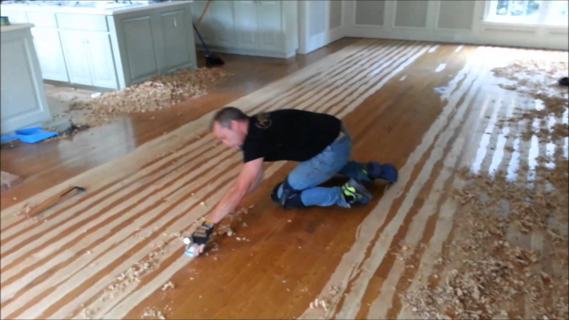 Hand scraped hardwood flooring youtube premium SAYFIKQ