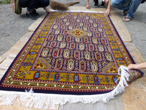 handmade carpets for art lovers WXTIKWD