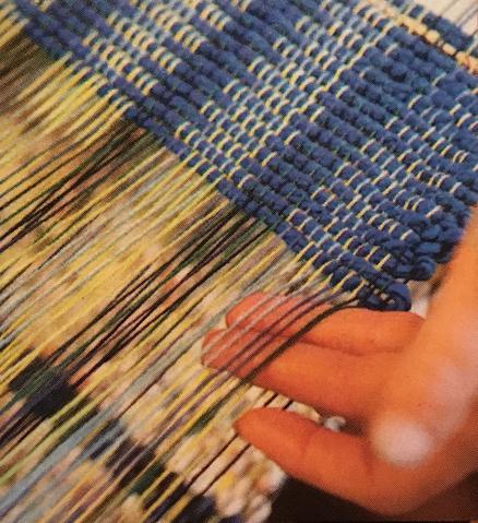 Handmade woven rugs artisan chindi rag rug, hand made yoga mat, throw rug 3x5ft handmade woven EEIFHNM