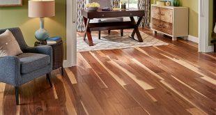 hardwood flooring ideas a walnut engineered wood floor in a living room. KMSACIF