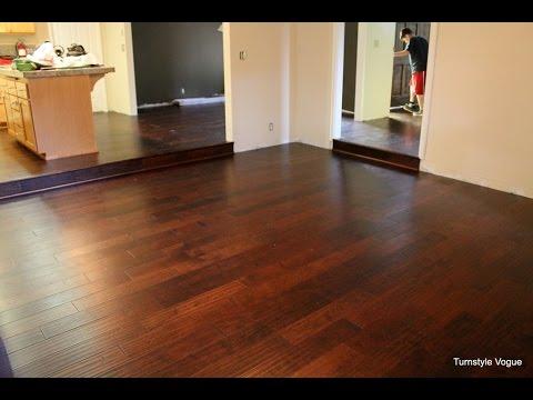 Reasons to install hardwood flooring