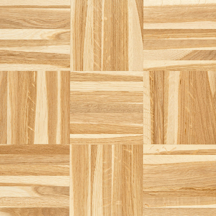 Different hardwood patterns