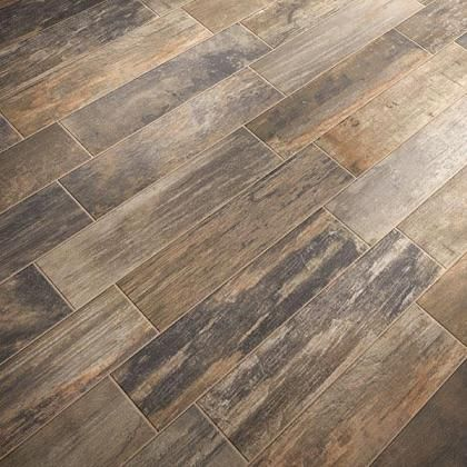 hardwood tile this wood look porcelain tile flooring a new alternative to hardwood and BDUAIAO