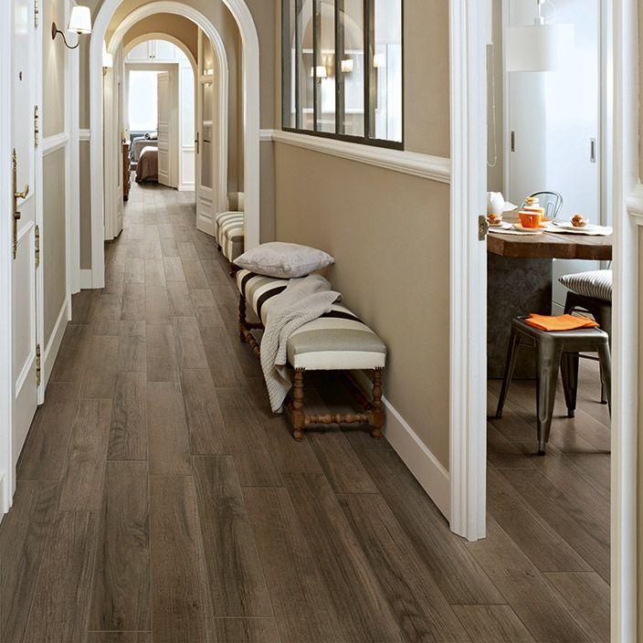 hardwood tile wilderness porcelain plank tile, a classic american hardwood look thatu0027s  very, very FWBUNKE