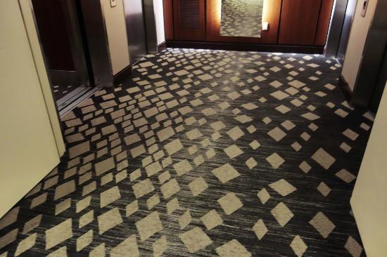 hotel carpet hilton san diego gaslamp quarter: winner of the worldu0027s dumbest choice for SPQOKVD