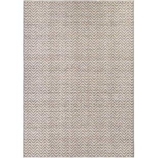 indoor outdoor area rugs carla light brown/ivory indoor/outdoor area rug ACYOEKT