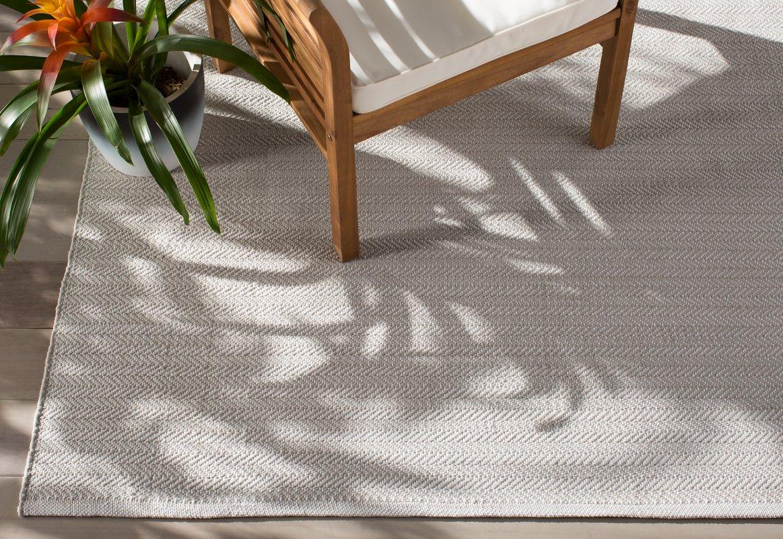 indoor outdoor area rugs home interior: largest 6x9 indoor outdoor rug foss hobnail taupe 6 ft x UWYYHUR