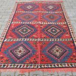 Kilims in modern households