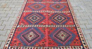 kilims rugs turkish sivas kilim area rug 6u2032 x 10u2032, in bright colors, orlon on KVDDVBG