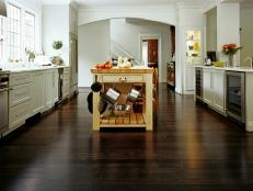 kitchen laminate flooring bamboo flooring for the kitchen NKRNZUF
