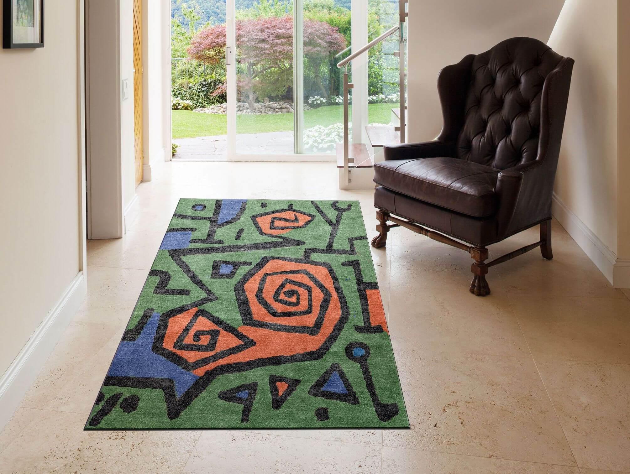 klee r for custom rug KTVVBCJ