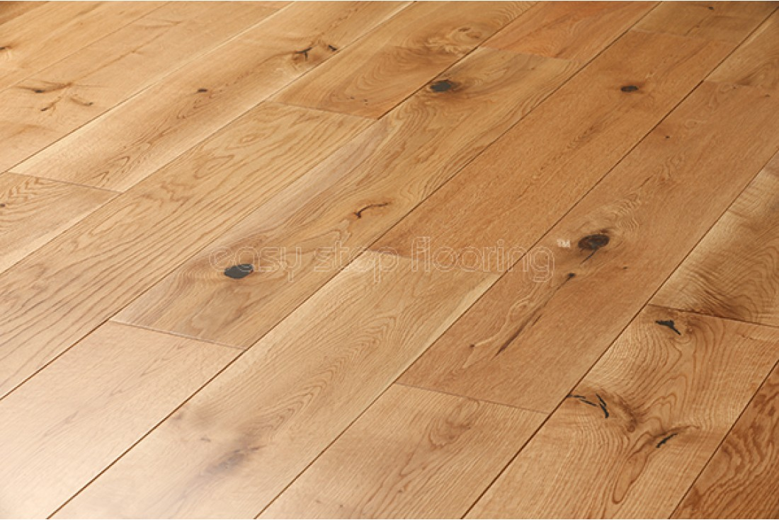 lacquered finish solid oak flooring - wood flooring @easystepflooring MMIELZV