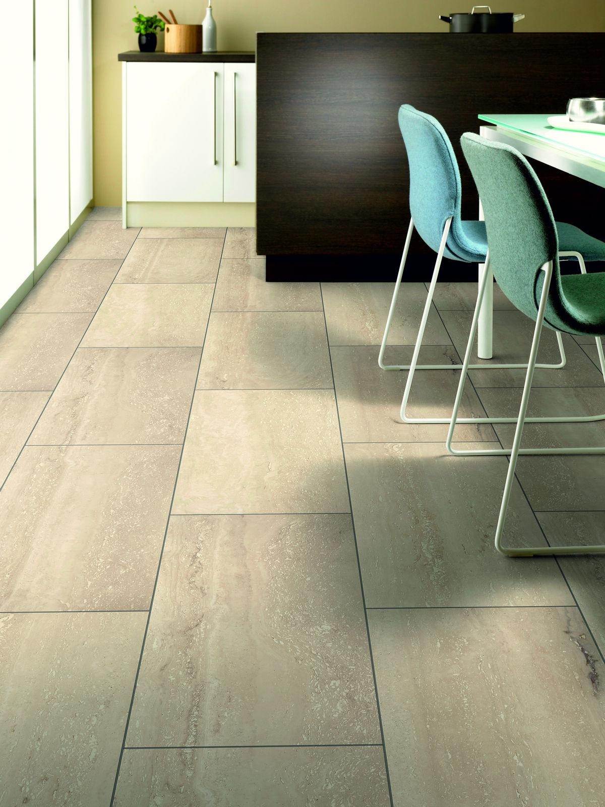 laminate floor tiles kronospan stone impression palatino travertine laminate tile and laminate  flooring combinations OAPJCOT