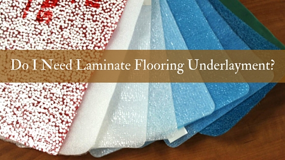 How To Choose Laminate Floor Underlay For Your Home