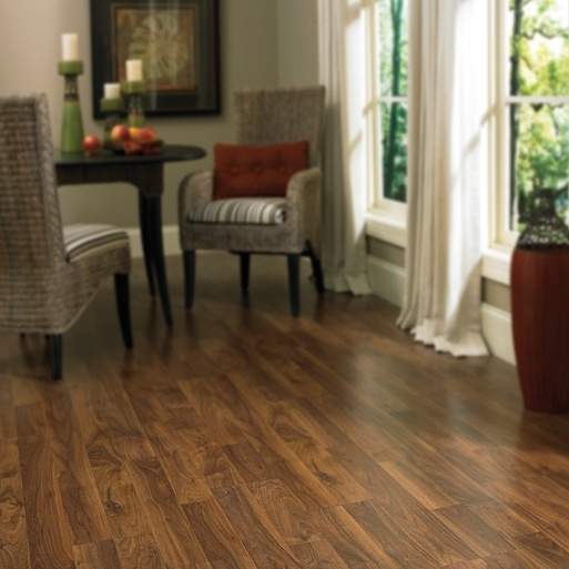laminate flooring colors styles columbia, style: columbia clic laminate floors, color: heritage walnut  smoke 2- RJYYNTJ