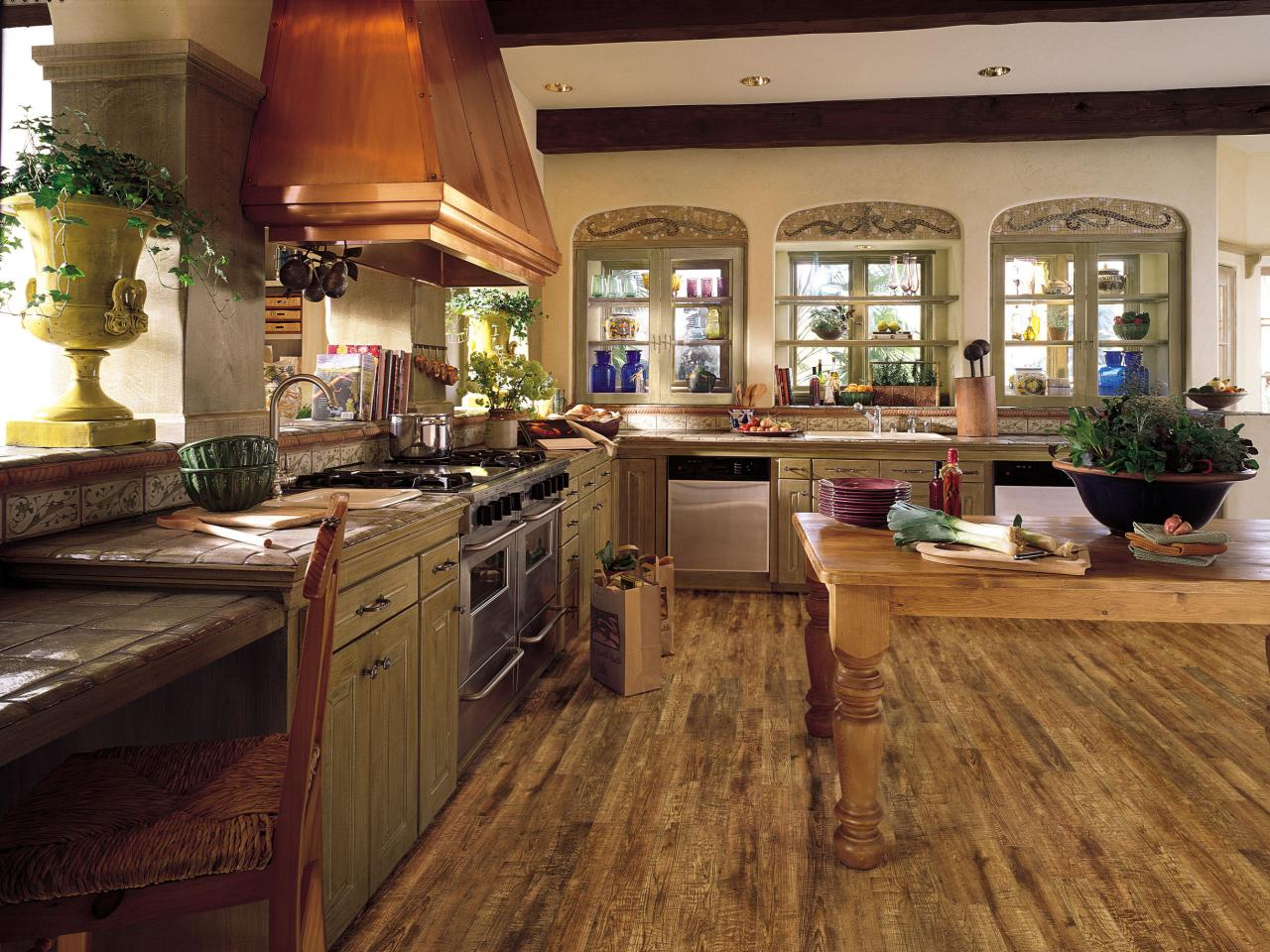 laminate flooring kitchen cabinets laminate flooring in the kitchen XSVCLYU