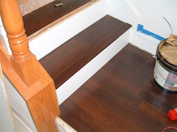 laminate flooring on stairs do you want to install laminate flooring on your stairs? BZPHTKE
