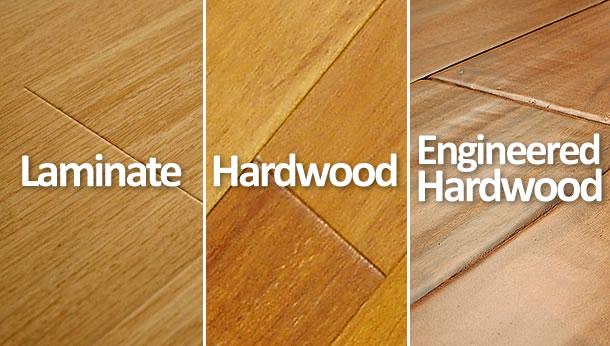 laminate hardwood flooring hardwood vs laminate vs engineered hardwood floors | whatu0027s the difference?  - FWLRTVB