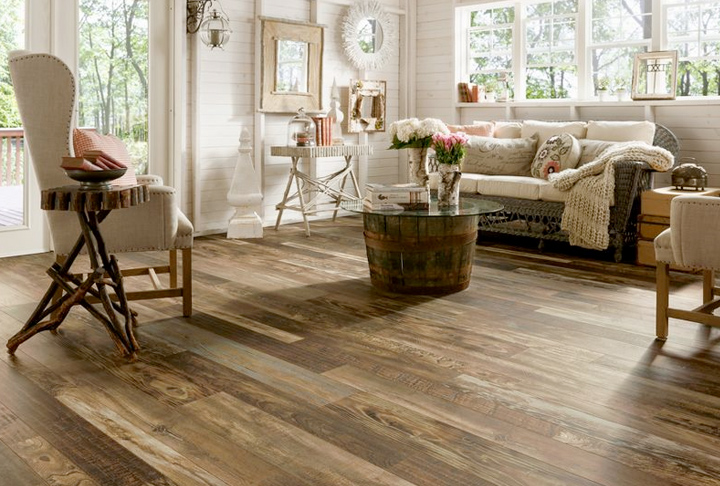 laminate wood floor 10 benefits from using laminate wood flooring WJHZDUA