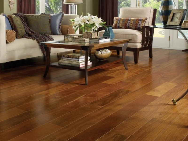 Enjoy The Warmth Of Laminate Wood Floor Yonohomedesign