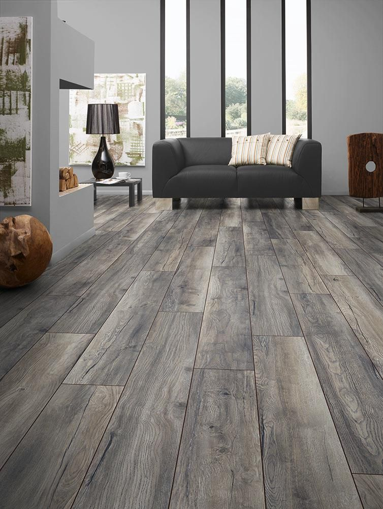 laminate wood flooring builddirect - laminate - my floor 12mm villa collection - harbour oak grey HAEJEVH