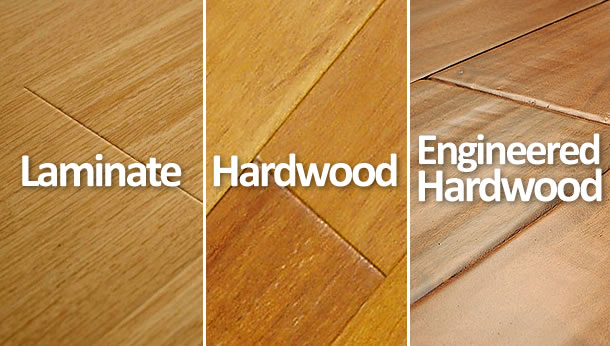 laminate wood flooring hardwood vs laminate vs engineered hardwood floors | whatu0027s the difference?  - MSNENSD