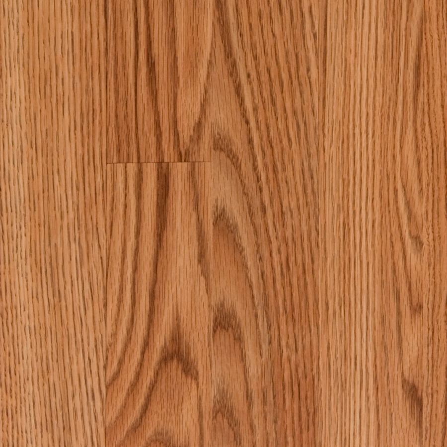 Laminate wood style selections toffee oak 8.07-in w x 3.97-ft l embossed wood plank FVAJOYQ