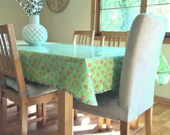 laminated cotton tablecloth ... BVTWKGP