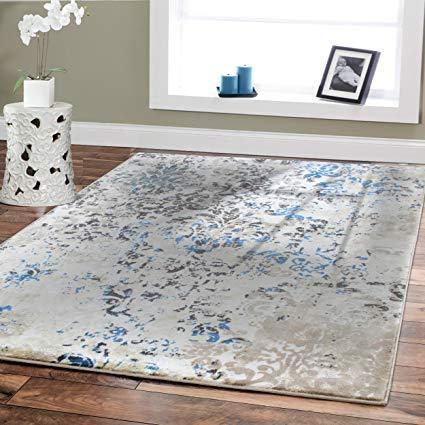 large rug premium rug large rugs for dining rooms 8 by 11 blue beige brown EWNVBOM