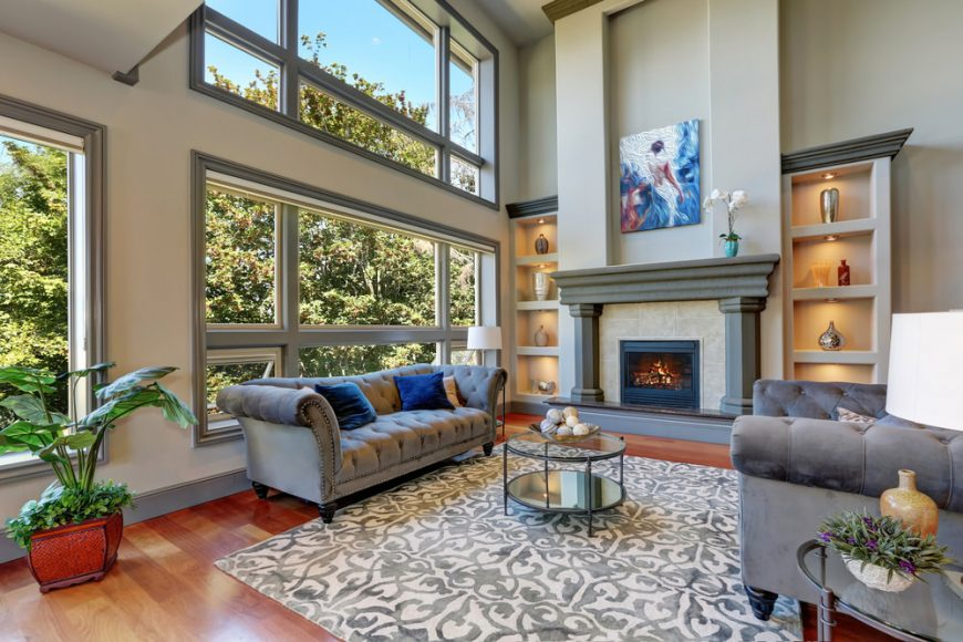 living room area rugs 601 examples of living rooms with area rugs (photos) UKOXLPS