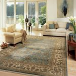 Ways to style a room with room rugs