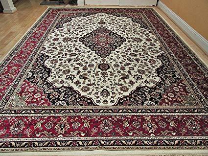 luxury rugs luxury silk rug ivory rug living room cream area rugs traditional medallion RKBVWZC