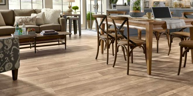 What Is Mannington Laminate Flooring And What Does It Offer