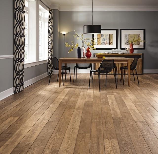 mannington laminate flooring medium laminate flooring | mannington | restoration collection  transitional-dining-room OYDEKBM