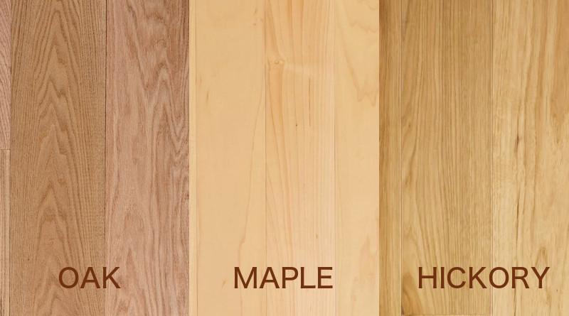 maple flooring oak flooring vs maple and hickory flooring NIEFSQQ