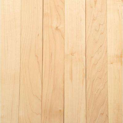 maple hardwood floor american originals country natural maple 3/4 in. t x 2-1/ CTDCBND