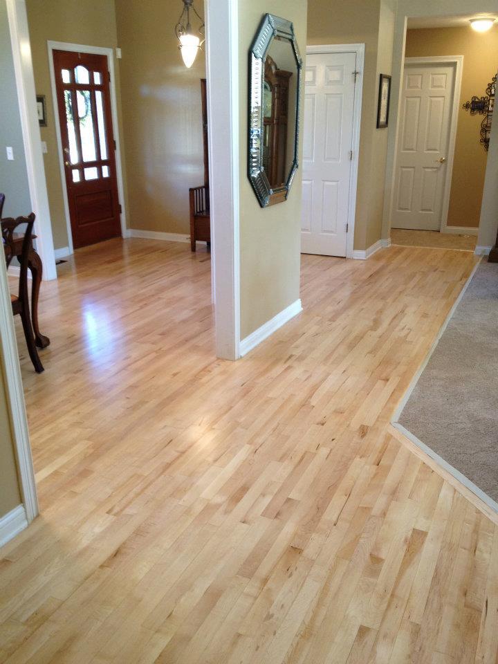 maple hardwood floor maple refinished hardwood floors | full circle floors HXXNEBR