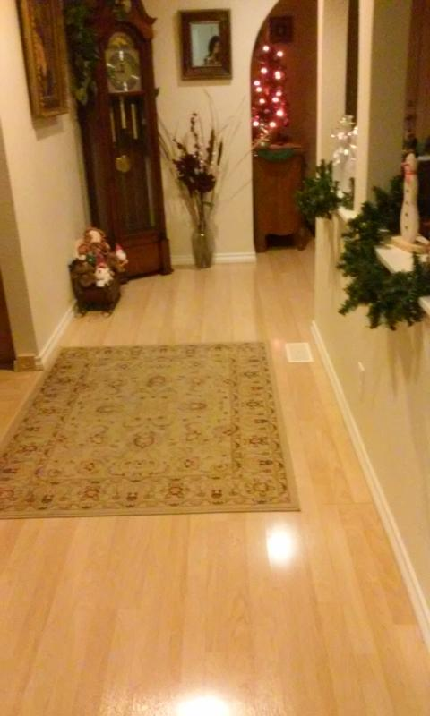 maple laminate flooring hallway photo this action will open a modal dialog. hallway GFYGSQV